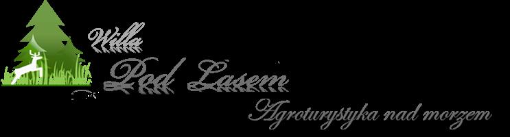 Willa Pod Lasem Jastrzębia Góra Logo